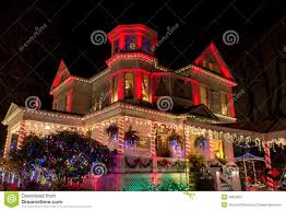 Queen Anne Victorian Christmas Lights Festival Opening In The Victorian Belle Portland