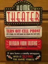 Home Theater Decorations Brighter Red And I Like It Home Theater Pinterest