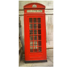 london phone booth bookcase telephone booth at rs 35000 piece telephone booths id 14759614348