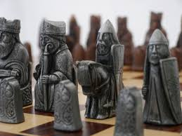 berkeley chess ltd isle of lewis chess set metal 0 1278 426100