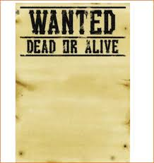 6 wanted poster template authorizationletters org