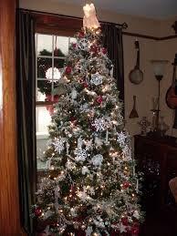 tree beaded garland lights decoration