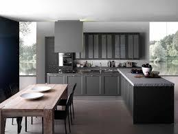 cuisines grises cuisines contemporaines et modèles de cuisines modernes prix