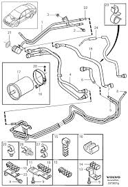1999 v40 1 6 fuel pipe size