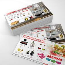 flyer design cost uk kitchenware and cooking utensils flyer design and print for abbiamo