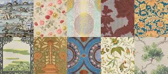 historic wallpaper thankfully someone is preserving a history of wallpaper huffpost