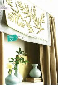 Valances For La Red Door Home Ideas For Dressing Up Store Bought Curtains U2013 Part 2