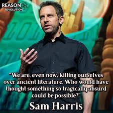 Meme Sam - sam harris meme reason revolution