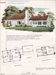 colonial cape cod house plans midcentury colonial cape cod 1955 national plan service home