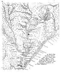 County Map Of North Carolina Duplin County Maps
