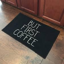 but first coffee door mat floormatshop com commercial floor