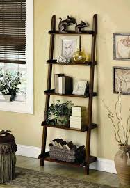 Wooden Shelf Design Ideas by Best 25 Ladder Shelf Decor Ideas On Pinterest Ladder Bookshelf
