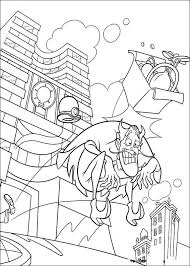 kids fun 39 coloring pages meet robinsons