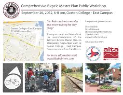 read the plan bike belmont overview