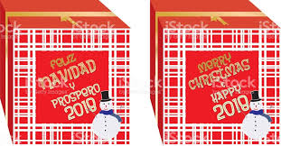 simple and golden gifts boxes with merry