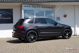 Audi Q5 Black Rims - tag for q5 tuning automobile gt photos photo abt audi q5 tuning