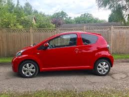 2011 toyota aygo go 1 0 tomtom in greenford london gumtree