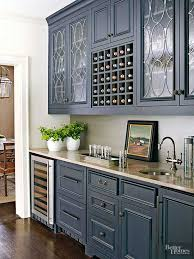 colors for kitchen and cabinets kitchen cabinet color choices better homes gardens