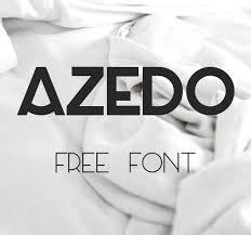 free azedo font by johan nayar free stuff pinterest fonts
