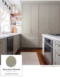 benjamin green kitchen cabinets tried true paint colors genius shades for kitchens