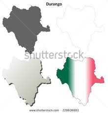 durango mexico map durango mexico stock images royalty free images vectors