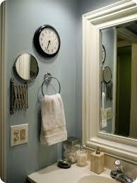 Small Bathroom Clock - 110 best bathroom decor ideas images on pinterest dream
