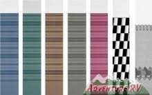 A E 8500 Awning Ae Sunchaser Awning Vinyl Replacement Fabric 12 U0027 Race Flag 218