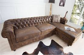 canapé d angle chesterfield design classeo design