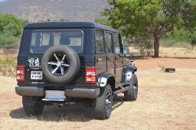 jeep india modified racustomz jeep modifier coimbatore modified bolero at ra customz