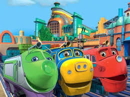 chuggington train cartoon picture images