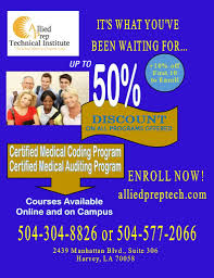 medical coding u0026 billing certification courses allied prep