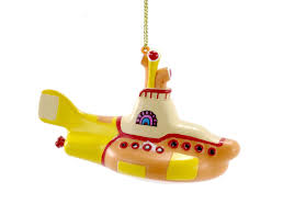 kurt adler beatles yellow submarine ornament reviews wayfair
