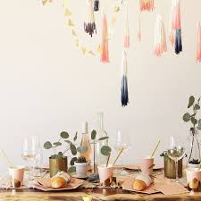 Home Decore Diy by Cozy Home Decor Diy Dip Dye Tassel Chandelier Shop Sweet Things
