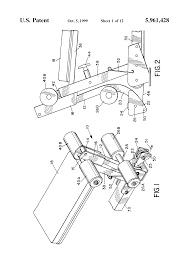 patent us5961428 leg exercise arm for exercise machine google
