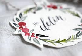 holiday wreath tutorial free printable the postman u0027s knock
