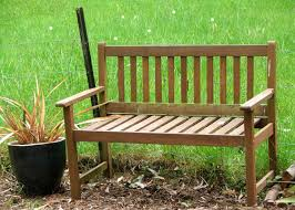 Design For Outdoor Wooden Bench by Outdoor Wood Bench Plans Progressive