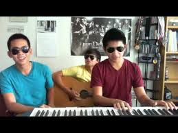 Three Blind Mice Notes For Keyboard 4 Chords Song Cut Cover By Three Blind Mice Youtube