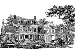 georgian colonial house plans georgian house plan with 4070 square and 4 bedrooms from