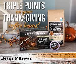 beans brews coffeehouse home