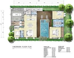 pool floor plans ultra modern 2 storey pool villa 5014 buy phuket condos