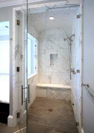 Tile Front Of Bathtub 50 Awesome Walk In Shower Design Ideas Top Home Designs