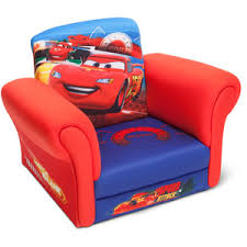 Toddler Armchair Disney Cars Upholstered Drift Deluxe Chair I Am Not Sure If This