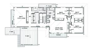 plan drawing planning of house drawing modern style house plan 5 beds baths sq ft