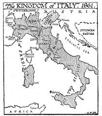 Italy Map Outline by 38 8 Europe Between 1848 And 1878 U2014 The Outline Of History By