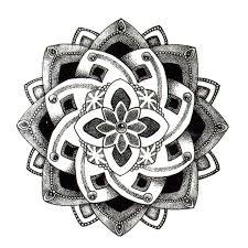 20 stks lotusbloem waterdichte tijdelijke tattoo mannen vrouw