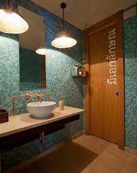 restaurant bathroom design gallery of lah restaurant ilmiodesign 4