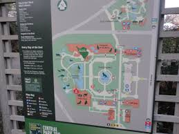 Central Park Zoo Map Madagascar U0027 Vs The Real Life Central Park Zoo Exploring The Usa