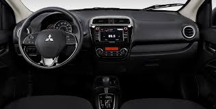 mitsubishi mpv interior the fuel efficient 2018 mitsubishi mirage mitsubishi motors