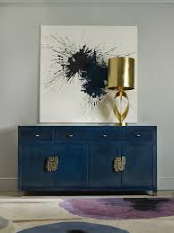 Sideboards And Buffets Contemporary How To Display Artwork In Your Modern Sideboard