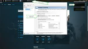 siege program uplay exe rainbow 6 siege not detecting nvidia gpu forums